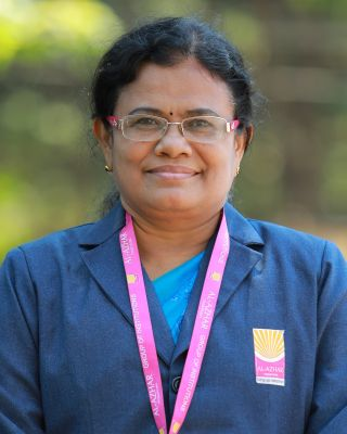 Aniyamma Mathew - Head of Department